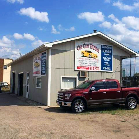 Car Care Express & Dave's Diesel building